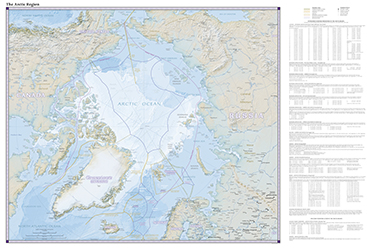 Maritime Boundaries Map